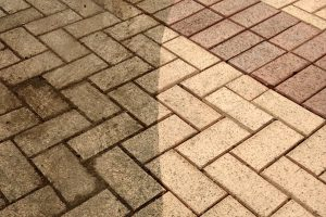 Farnham Common Block Paving Driveway Repair