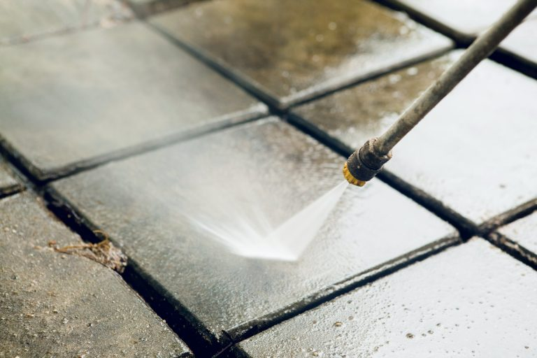 Patio Jet Washing Service